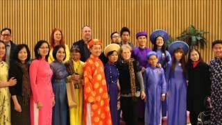 Trò Truyện Với Nghệ Sĩ Kim Uyên Về Đai Hội Âm Nhạc Việt Nam Diễn Ra Tại Úc Châu