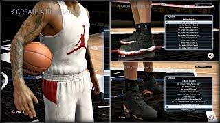 NBA Live 15 PS4 Rising Star Mode Gameplay - Creation of Deadliest Sharpshooter!! Ep. 1