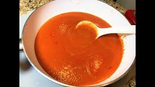 СОУС - ПОДЛИВА для гречки, спагетти, котлет, мяса, рыбы...Невероятно Вкусный!