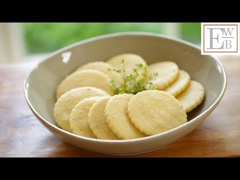 Beth's Lemon Thyme Cookies + DIY Mother's Day Project with Robert Mahar!