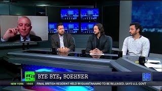 Full Show 9/25/15: Bye Bye, Boehner!