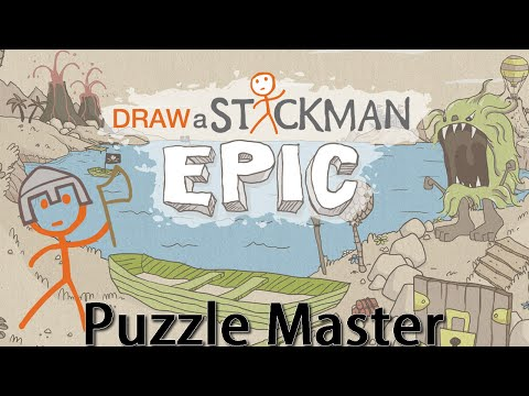 [Draw a Stickman] Achievement: Puzzle Master