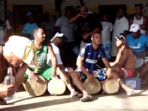 musica de tambor son de chuao