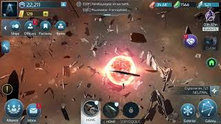 [BETA] Star Trek Fleet Command - One Of The Best Games Out There - iOS/Android