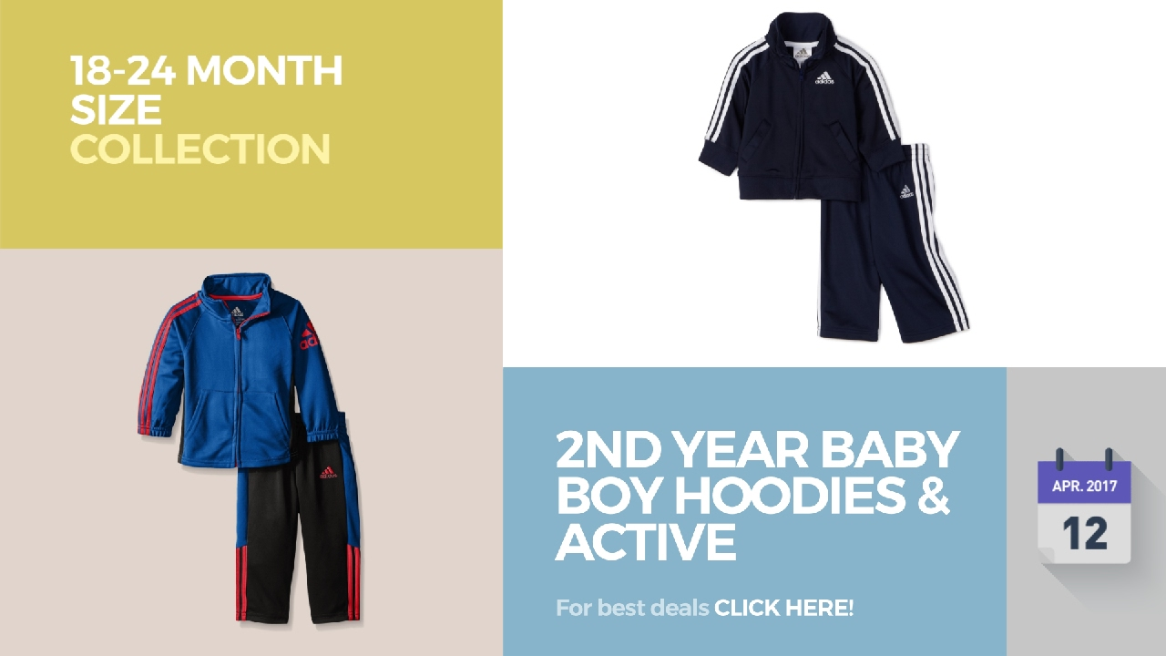 2nd year baby boy hoodies u0026 active month size collection