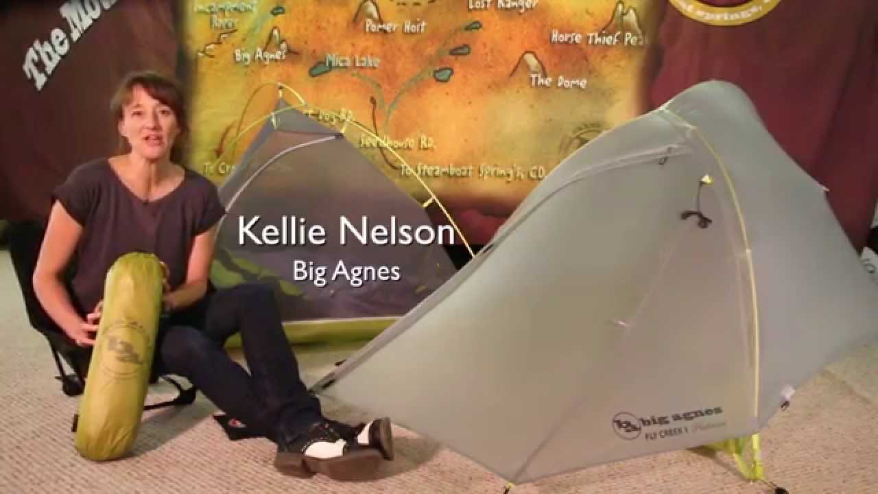 Fly Creek Platinum Series Tents  sc 1 st  YouTube & Fly Creek Platinum Series Tents - YouTube