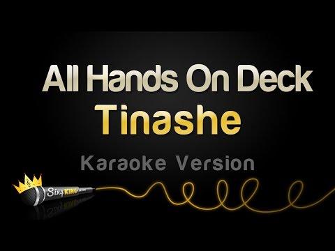 Tinashe - All Hands On Deck (Karaoke Version)