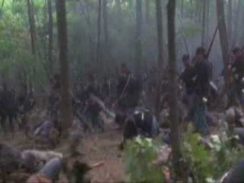 Gettysburg Movie the best part - Battle of Little Round Top