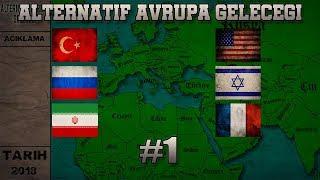 Alternatif - Avrupa Geleceği Bölüm #1 2018 !