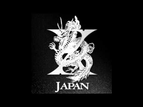 Scarlet Love song X JAPAN(Studio version)