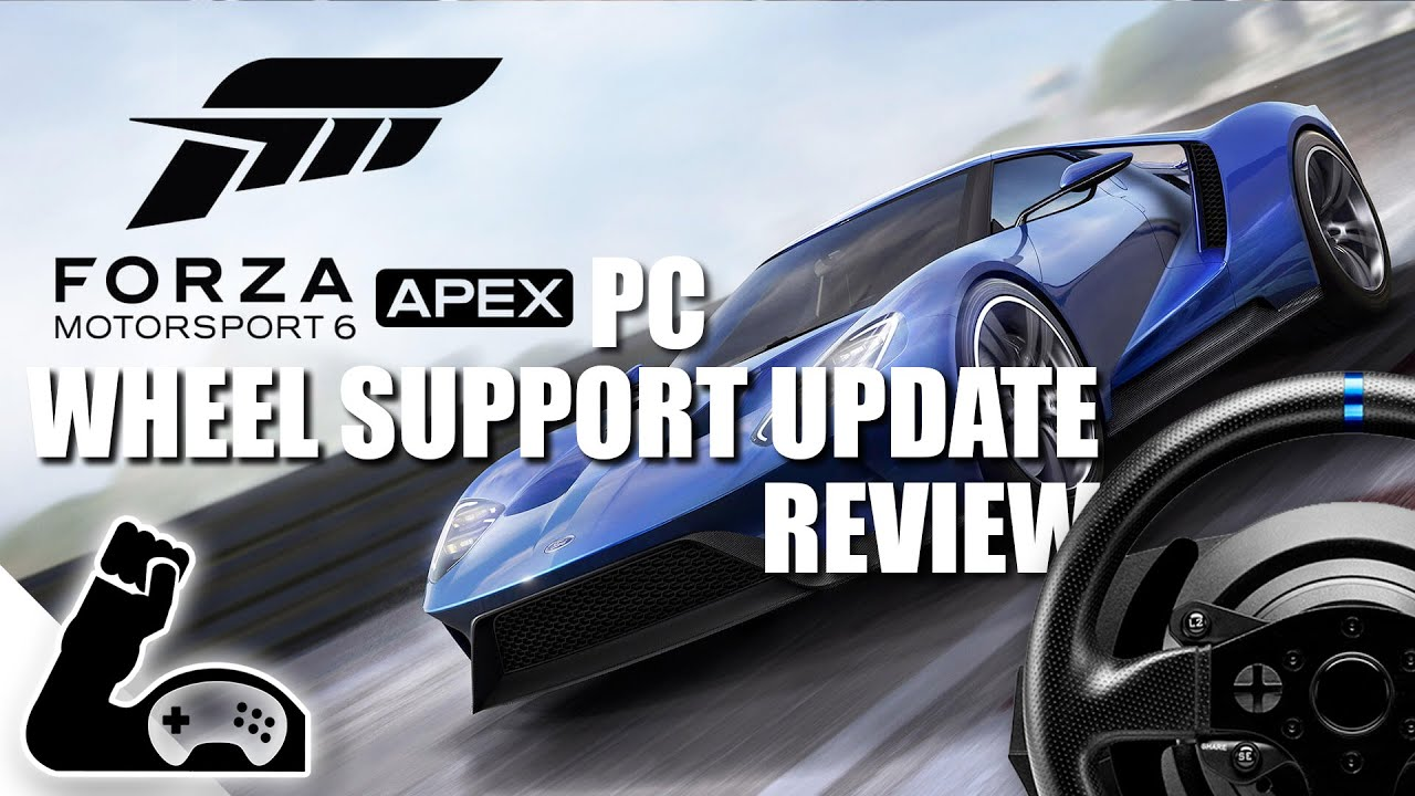 Forza Motorsport 6 Apex Review