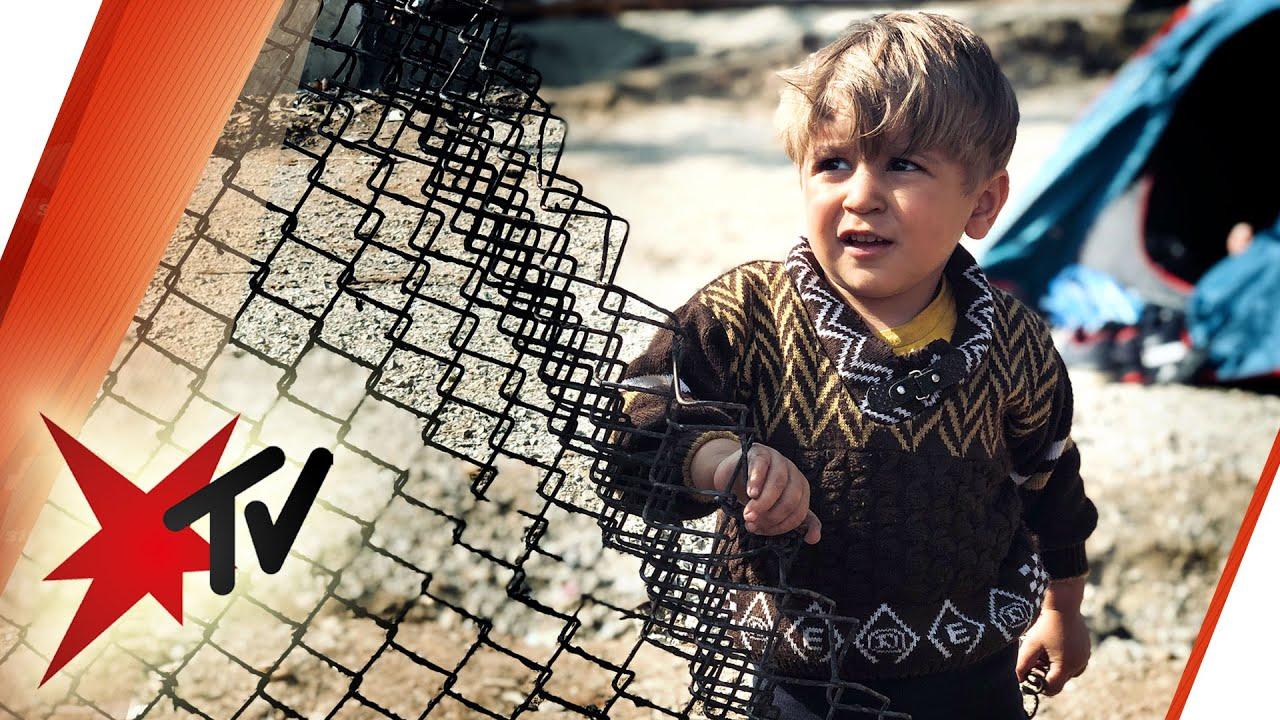 Die dramatischen Zustände im Flüchtlingslager Samos | stern TV