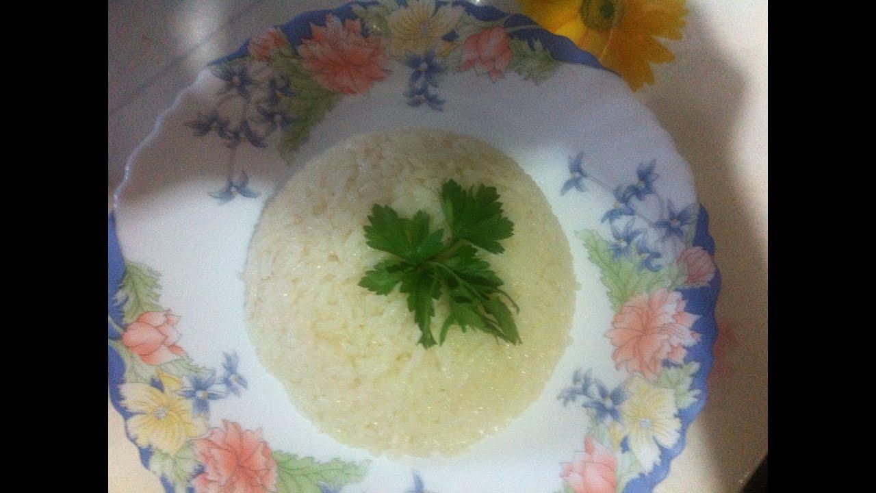 Tane tane  pilav nasıl yapılır püf noktaları-Ölçülü pilav tarifi-Rice recipe