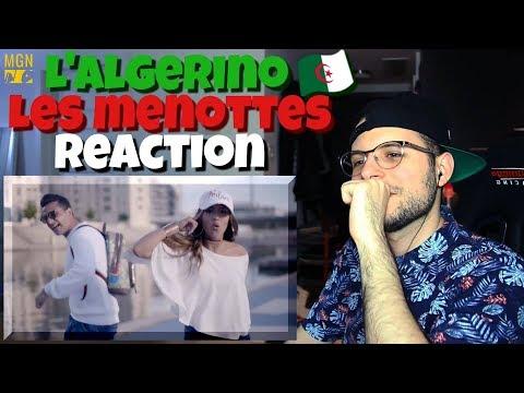L'Algérino - Les Menottes (Tching Tchang Tchong) | REACTION