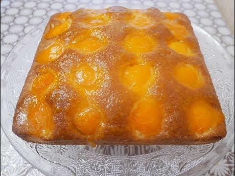 Фруктово ягодный пирог на кефире Выпечка сладкая