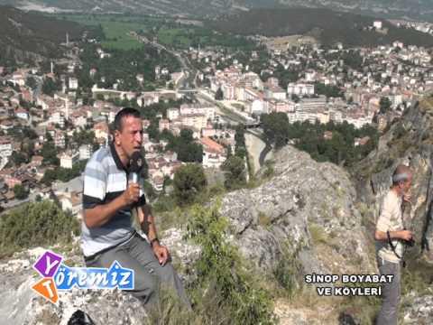 Yöremiz Töremiz   Sinop Boyabat ve Köyleri 30 08 2015 Yayını 1 Bölüm
