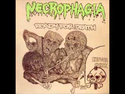 Necrophagia  Ready For Death full album