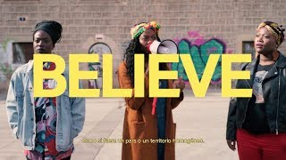 The Sey Sisters - Believe (Official Video)