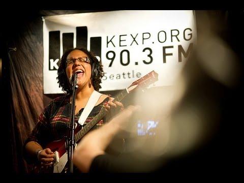 Alabama Shakes - Hold On (Live on KEXP)