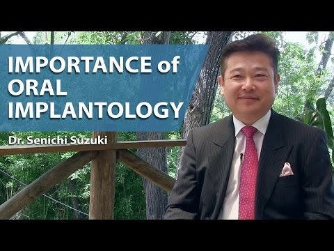 Importance of Oral Implantology