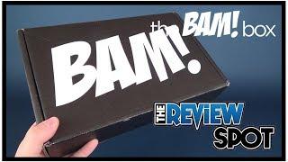 "Subscription Spot   The Bam! Box April 2017 ""Revenge: Bad Blood"" UNBOXING!"