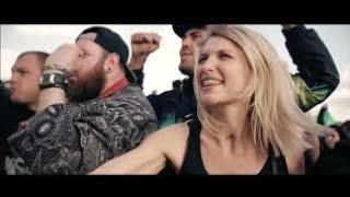 Juli - Perfekte Welle (BadRabbitz Frenchcore Bootleg) (Videoclip)