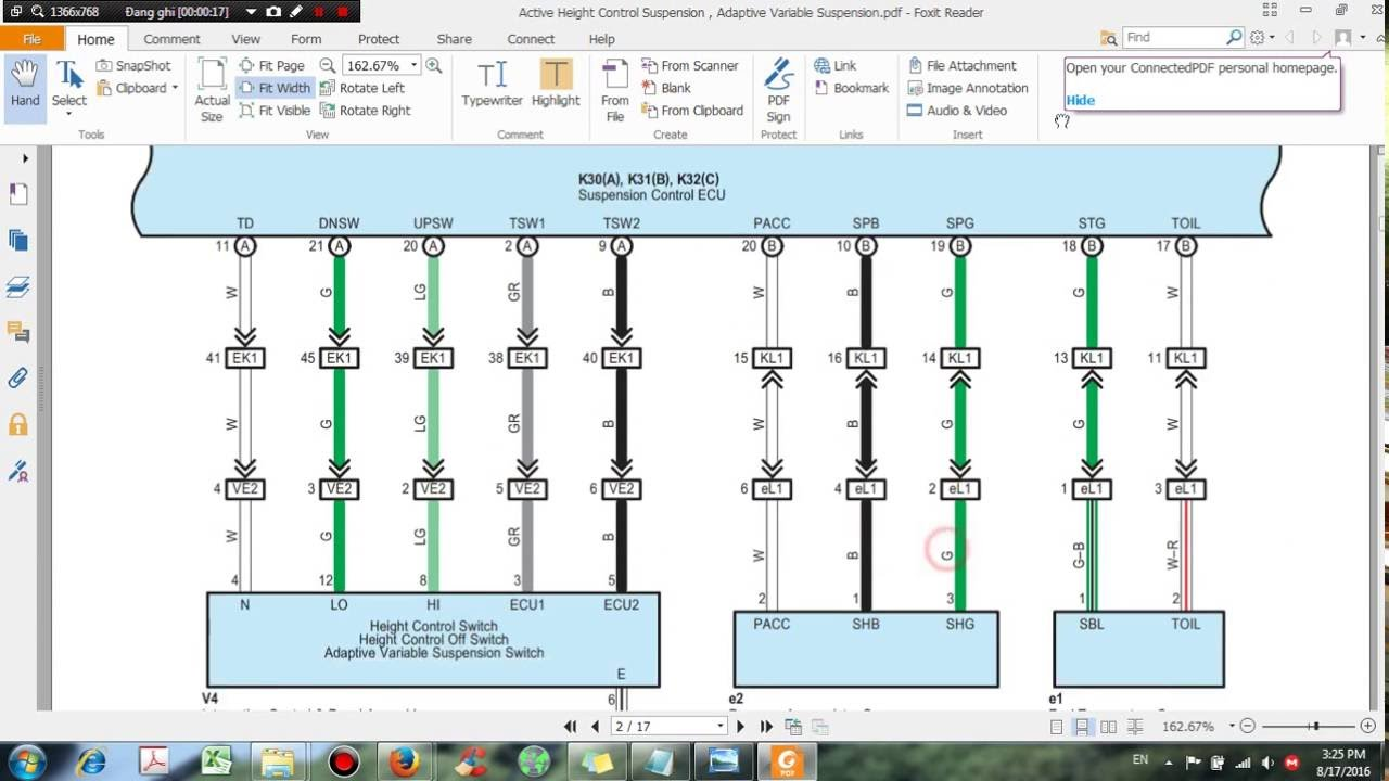lexus lx570 2010 wiring diagram dhtauto com youtube rh youtube com lexus is 200 stereo wiring diagram lexus gs300 wiring diagram [ 1280 x 720 Pixel ]