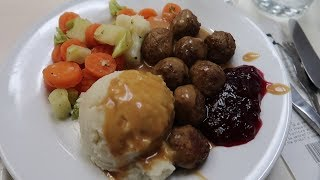 Trying Swedish Meatballs and Looking For Halloween At Target! | Home Vlog
