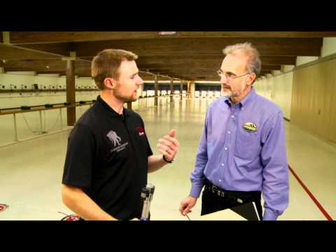 Olympic Air Rifle Shooting with Matt Emmons - USA Shooting Team