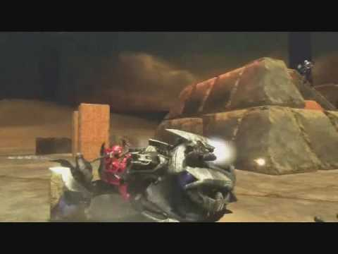 Halo 3 - Poof (where did he go?)