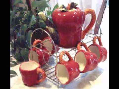 Apple Kitchen Decorating Ideas Youtube