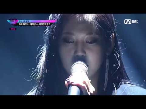 ENG SUB Unpretty Rapstar 3 Ep 9 Yuk Jidam  Heart 심장 @Round3 Jidam vs Giantpink