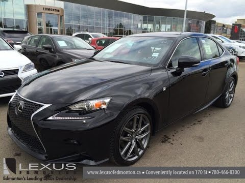 new black on rioja red 2015 lexus is 250 f sport series 2. Black Bedroom Furniture Sets. Home Design Ideas