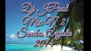 DJ JPAUL MIX N°2 - SEMBA ANGOLA 2014