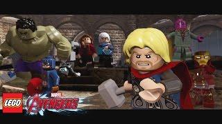 樂高復仇者聯盟 LEGO® MARVEL's Avengers | #END 奧創毀滅