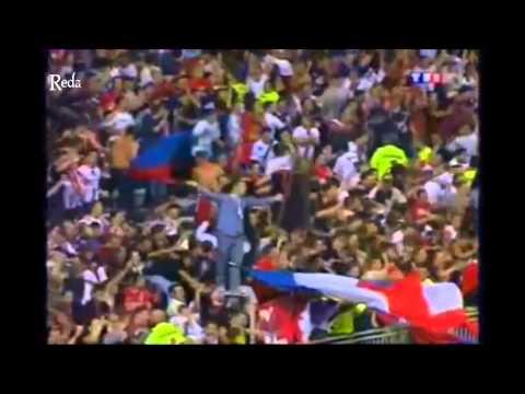 Olimpique Lyonnais Hymn - Allez L'OL