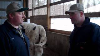 Rep. Chris Gibson visits Hudson Valley dairy farm