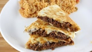 How To Make Mexican Shredded Beef!!
