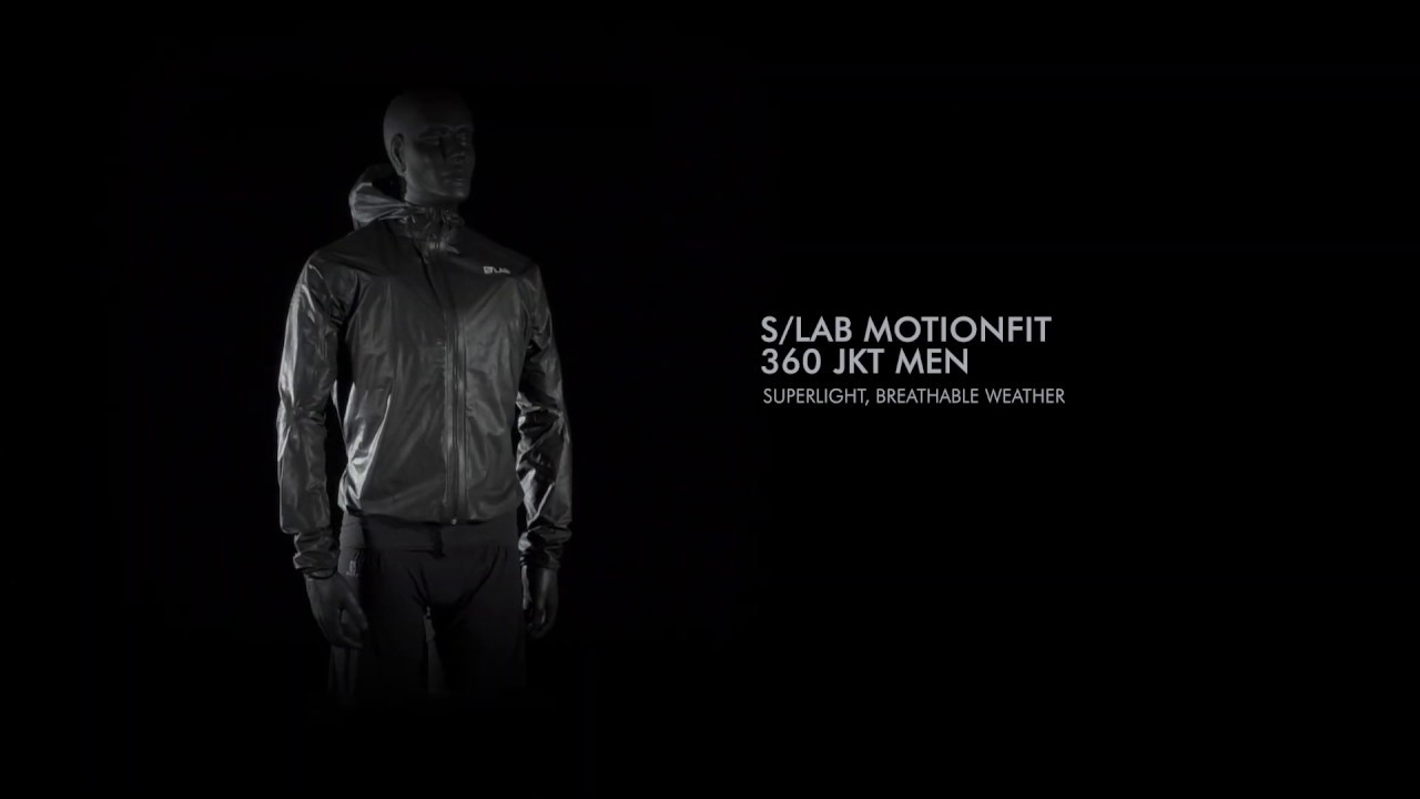 SLAB MOTIONFIT 360 JKT M Vêtements Running SLAB