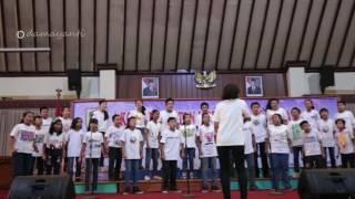 Kontingen Kab Klaten PESPARAWI NASIONAL 2014 di Solo