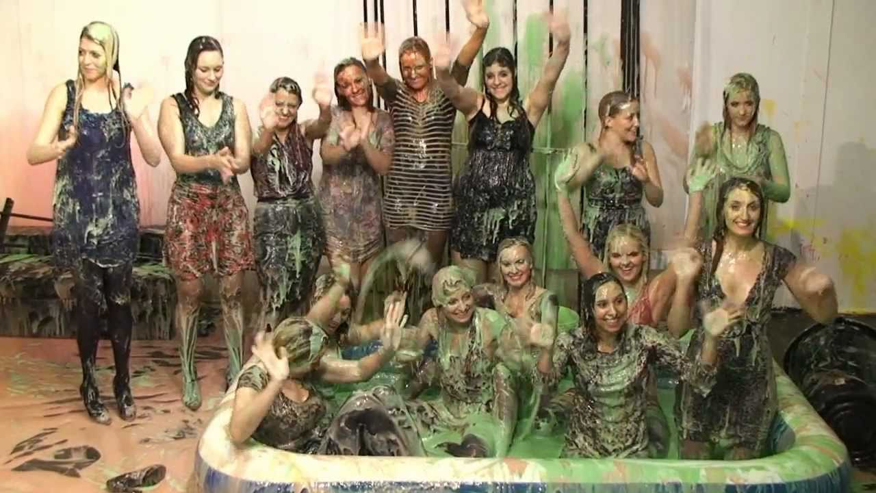 Top Gunge Episode 19 Team Games Youtube