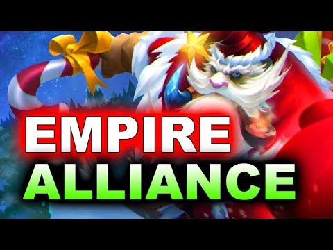 ALLIANCE vs EMPIRE.Hope -  Elimination I Can't Believe It's Not Summit DOTA 2
