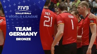 Germany scores for Group 3 Bronze - World League 2017