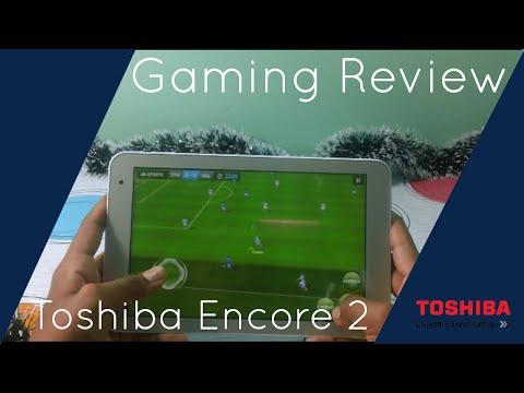 Toshiba Encore 2 8   Gaming Review   Techno Portal