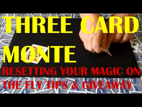 3 card monte scam phone lookup
