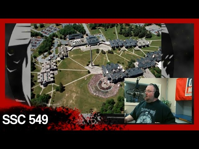 Spooky Clip: Was UMass Dartmouth Designed By a Satanist? │ SSC 549