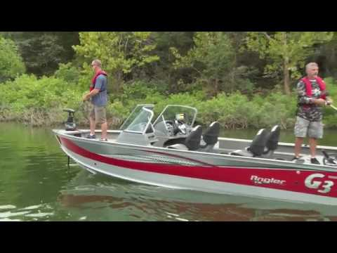 2018 Angler V21 F Product Video