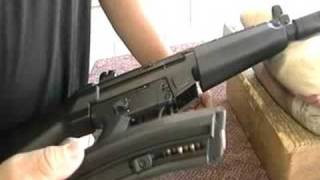 GSG-5 (.22lr HK MP5) Demo