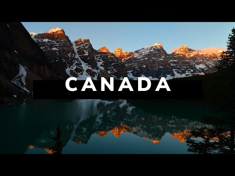 CANADA TRAVEL DOCUMENTARY   Road Trip from BC to Alaska
