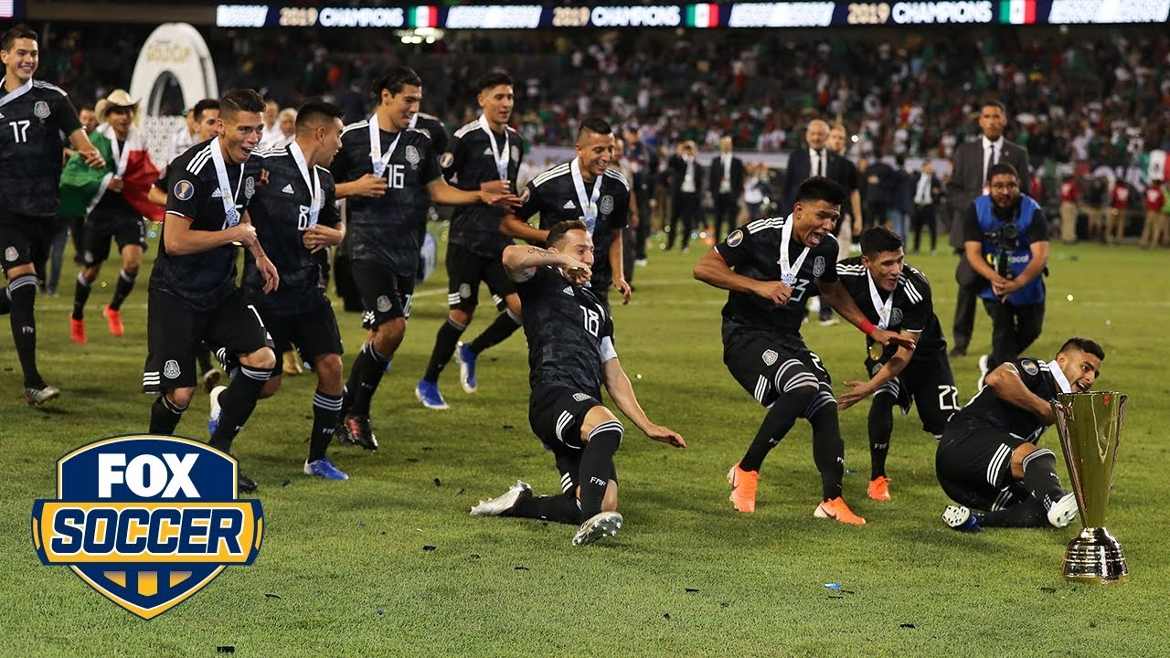 Top 5 moments from the 2019 CONCACAF Gold Cup   FOX SOCCER